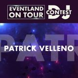 Patrick Velleno @ EVENTLAND ON TOUR DJ CONTEST @ Eventland Radio 1