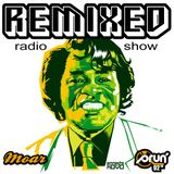 Remixed Radio Show #39 • guest Kero One