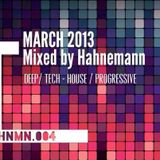 March 2013 @ Mixed By Hahnemann [HNMN.004]
