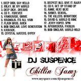 DJ Suspence Chillin Jamz 2