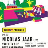 Nicolas Jaar - Gipsy Parking (Moscow; Russia) - 27.07.2013