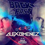 Dj Alex Gimenez Back 2 The Past Remember Skandalo 20 2 2016