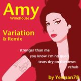 Amy Winehouse Variation & Remix