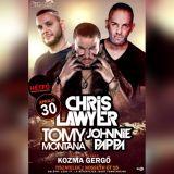 Johnnie Pappa - Live @ Club Pegazus (Tiszatelek) 2018-04-30