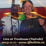 DJ Bolivia - Live at Treehouse (Nairobi)