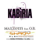 Max Zotti Feat Ob - Kabiria ( Kabirias Night Club Mix )