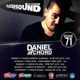 Glazersound Radio Show Episode #71__Guest Daniel Chord