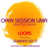 Open Session Lima - January 2013
