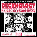 RDU Decknology 2015 Grand Final set: Soul Provider