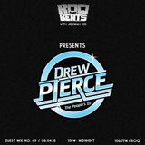 ROQ N BEATS with JEREMIAH RED 8.4.18 - GUEST MIX: DREW PIERCE
