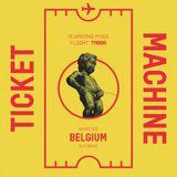 Ticket Machine —Belgium