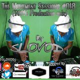 The Movement Sessions #018(100% Production Mix by SLOVODj