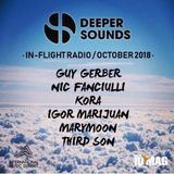 British Airways - Deeper Sounds - October 2018