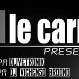 OLIVETRONIK@LE CARRE thursday,december1