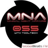 tooltech | dj set - Minimal Night Affairs 055 - globalbeatsFM (nov26)