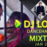 DJ LOPEZ - DANCEHALL JAM MIXTAPE JANVIER 2015