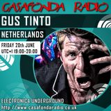 GUS TINTO // NETHERLANDS // DROPOUT RECORDS SHOWCASE 20-06-2014 19:00