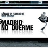 Angel Sanchez @ Madrid No Duerme, Sala Groove, Pinto, Madrid (2006)
