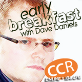 Early Breakfast - #HomeOfRadio - 18/04/17 - Chelmsford Community Radio