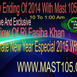 Happy Ending Of  2014 And New Year Celebration With Rj Anees Nayer, Rj Adeel, Rdj Sajjad Rj Meeshal