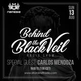 Nemesis - Behind The Black Veil #013 Guest Mix (Carlos Mendoza)