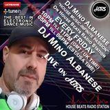 Mino Albanese Dj - House Music Infinite Passion-Live on HBRS-27.07.2018