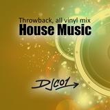 House Music Throwback - All Vinyl