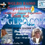 WGLRO Radio with Bfly LadyDi on the Donny Walker Morning Show 9-19-2017