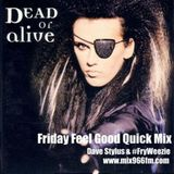 Friday Feel Good Quick MIx~ 80's New Wave Party Mix