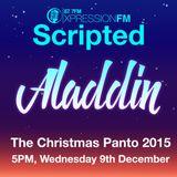 The Christmas Pantomime 2015: Aladdin (Wednesday 9th December 2015)