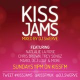 KISS JAMS MIXED BY DJ SWERVE 10MAY15