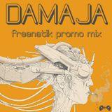 DAMAJA - Freenetik Promo Mix 2016