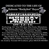 "HipHopPhilosophy.com Radio - LIVE - 09-12-16 - Dedication To Raheem ""Rockybot"" Reyes"