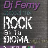 Rock en Tu idioma y algo mas! Mixed by: Dj Ferny