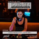 Journey - 91 guest mix by Zoyzi ( Hungary ) on Cosmos Radio - Germany [21.11.18]