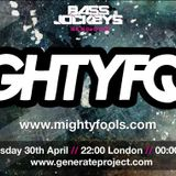 BassJockeys Sessions Show - 30.04.14 with guestmix by Mightyfools