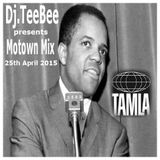 Motown mix 25th April 2015.
