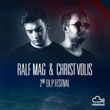 CHRIST VOLIS & RALF MAG   2nd EX.P. FESTIVAL 2017