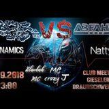 BlitzBass Crew live! @ Meeting, Braunschweig 29.9.18