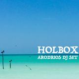 Arodrios set Holbox