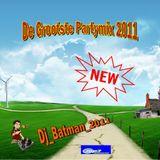 De Grootste Partymix 2011