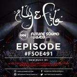 Aly & Fila - Future Sound Of Egypt Episode 491