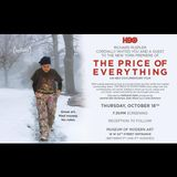 Qool DJ Marv Live - Premiere party for HBO Documentary The Price Of Everything at MoMA NY - 10.18.18