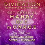 Dj T - Live @ Devotion 2 Year Brooklyn (New York, USA) - 24.03.2017