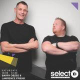 Select Radio - Lawrence Friend (3rd December 2016)