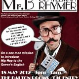 //Live Electro Swing Mix// Recorded @ Lancaster Speakeasy - Mr. B The Gentleman Rhymer 18/05/2012