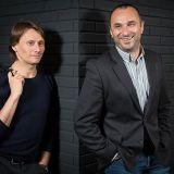 25 ianuarie 2014. Marius FM, cu Marius Manole și Marius Tucă