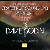 """""""Cleanse Your Palate With Dave Godin"""" Grapefruit Sound Lab Podcast #8 07.15.17"""