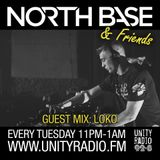 North Base & Friends Show #10 Guest mix by LoKo [2016 29 11]