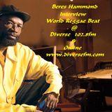 World Reggae Beat & DJ Warm n Easy @ Diverse fm Radio